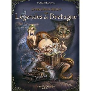 Légendes de Bretagne, Le bel album illustré de Pascal Moguérou