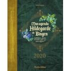 Mon agenda Hildegarde de Bingen 2020 de Sophie Macheteau, agenda annuel Rustica éditions