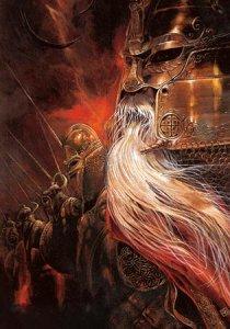 Guerriers Celtes de Didier Graffet