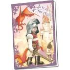 Carte d'anniversaire Le petit chevalier de Brucero