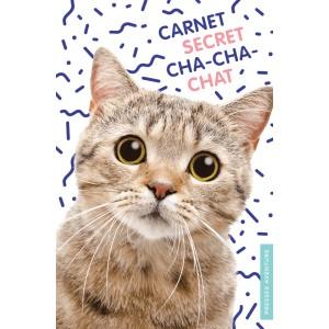 Carnet secret cha-cha-chat, un journal intime chat-buleux!