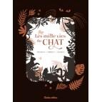 Les milles vies du chat de Nathalie Semenuik et Brigitte Bulard-Cordeau, éditions Rustica