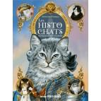 Les Histochats, portraits de chats illustres de Séverine Pineaux, éd. Ouest-France