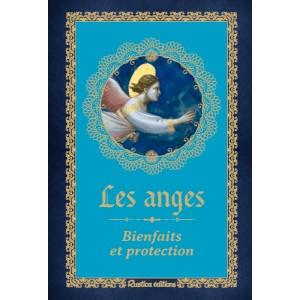 Les Anges, bienfaits et protection de Denise Crolle-Terzaghi, Petits précieux Rustica.