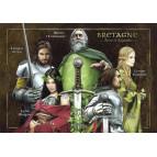 Carte postale de Brucero: Bretagne, Terre de légendes