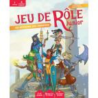 Jeu de rôle junior: Au royaume des dragons de Denis Hamon et Arnaud Boutle, éd. Fleurus