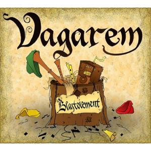 Blastoiement de Vagarem, CD de musiques médiévales