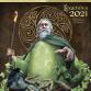 Calendrier de Brucero Légendes 2021, éditions Jos