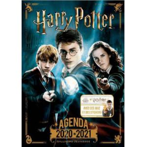 Agenda scolaire Harry Potter 2020-2021