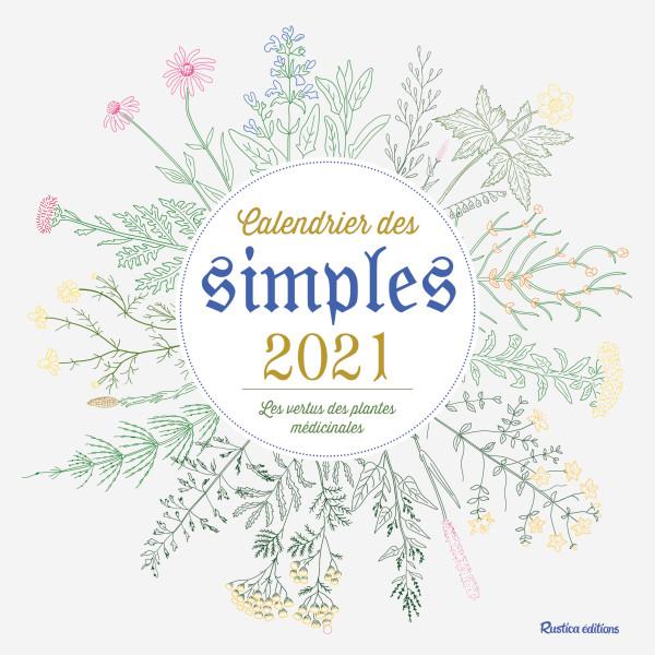 Calendrier Rustica 2021 Erika Laïs – Calendrier des simples 2021, Rustica éditions