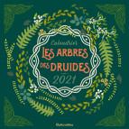 Calendrier Les arbres des druides 2021 de Florence Laporte, calendrier mural Rustica éditions