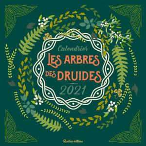 Calendrier Rustica Mai 2021 F. Laporte – Calendrier Les arbres des druides 2021, Rustica éditions