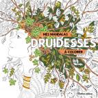 Mes mandalas de druidesses à colorier de Marica Zottino, livre de coloriages pour adultes aux éditions Rustica