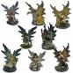 Collection de 8 figurines fées et animaux
