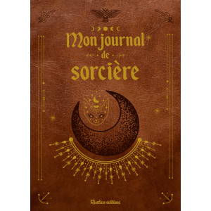 Mon journal de sorcière, éditions Rustica