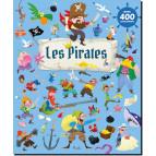 Les Pirates: 400 autocollants, Piccolia 9782753067707