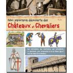 Mon panorama découverte des châteaux et chevaliers de Anne Eydoux, Piccolia 9782753066366