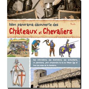 Mon panorama découverte des châteaux et chevaliers de Anne Eydoux, Piccolia
