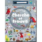 Cherche et trouve Châteaux et chevaliers, Piccolia 9782753067448