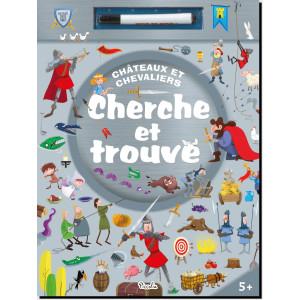 Cherche et trouve Châteaux et chevaliers, Piccolia