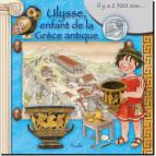 Ulysse, enfant de la Grèce antique, coll. Au temps des... de Piccolia 9782753067905