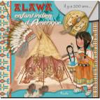 Alawa, enfant indien d'Amérique, coll. Au temps des... de Piccolia 9782753067899