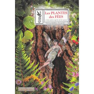 Les plantes des fées et des autres esprits de la nature de  Véronique Barrau et Richard Ely, éditions Plume de carotte