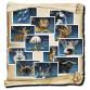 12 cartes postales Chats du Zodiaque de Séverine Pineaux