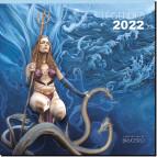 Calendrier Brucero: Légendes 2022
