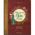 Mon agenda de fée 2022 de Nathalie Cousin, éditions Rustica