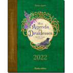 Mon agenda des druidesses 2022 de Florence Laporte, éditions Rustica