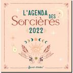 L'agenda des sorcières 2022 de Denise Crolle-Terzaghi, éditions Secret d'étoiles