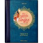 Mon agenda des anges 2022 de Sybil Gentil, éditions Rustica