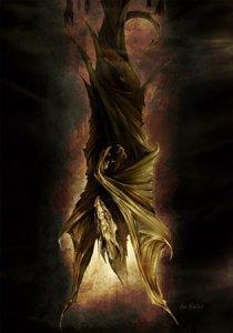 Carte Postale De Elian Black'Mor, Le Dragon des Ombres - Piste des Dragons
