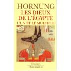 Dieux de l'Egypte de Erik Hornung
