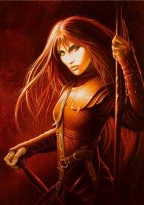 Dragonne, carte postale de Sandrine Gestin