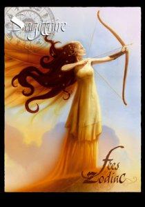 Sagittaire de Sandrine Gestin - Fées du Zodiac