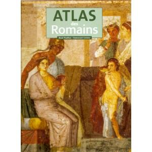 Atlas des romains de René Ponthus & Emmanuel Cerisier