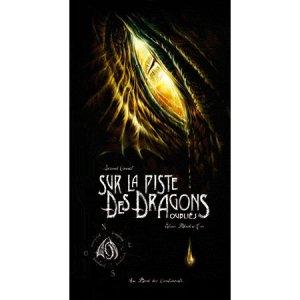 Sur la Piste des Dragons Oubliés, Second Carnet de Patrick Jézéquel, Elian Black'Mor et Carine M
