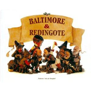 Baltimore et Redingote de Jean-Baptiste Monge