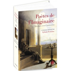 Poètes de l'Imaginaire : Fantastique, Fantasy, Science-Fiction... de Sylvain Fontaine
