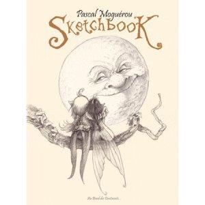 Sketchbook de Pascal Moguérou