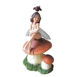 Figurine Fée Risette de Pascal Moguérou