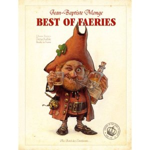 Best of Faeries de Jean-Baptiste Monge
