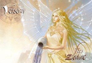 Verseau de Sandrine Gestin - Fées du Zodiac