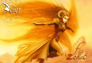 Bélier de Sandrine Gestin - Fées du Zodiac