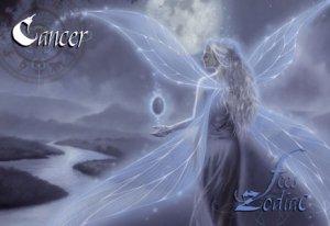 Cancer de Sandrine Gestin - Fées du Zodiac
