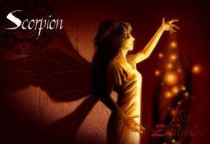 Scorpion de Sandrine Gestin - Fées du Zodiac