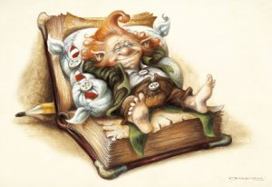 Dodo dans le Livre de Pascal Moguérou