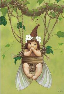 Bébé dans la Nacelle de Erlé Ferronnière